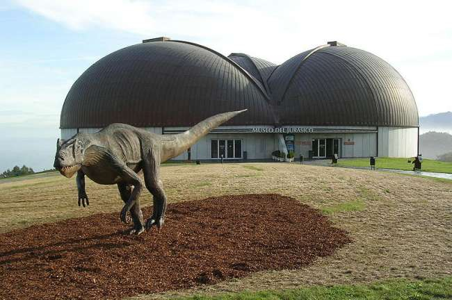 JURASSIC MUSEUM OF ASTURIAS: A JOURNEY IN TIME