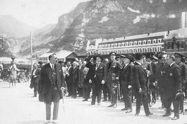 Canfranc 1928