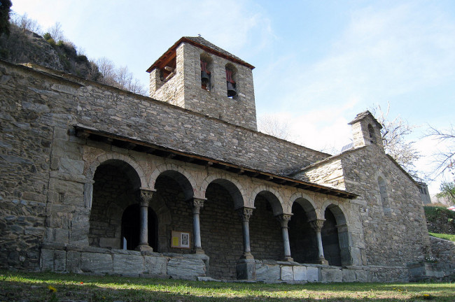 Vall de Núria Iglesia Románica