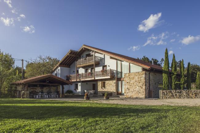 Casa Rural Errota Barri (Mungia - Bizkaia)