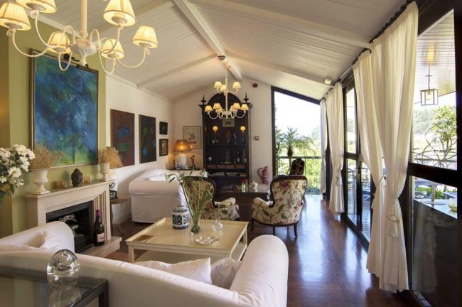 Rusticae Quinta de San Amaro hotel con encanto en Rías Baixas