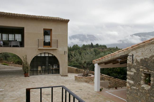 5. Desconexión total en Culla (Castellón)