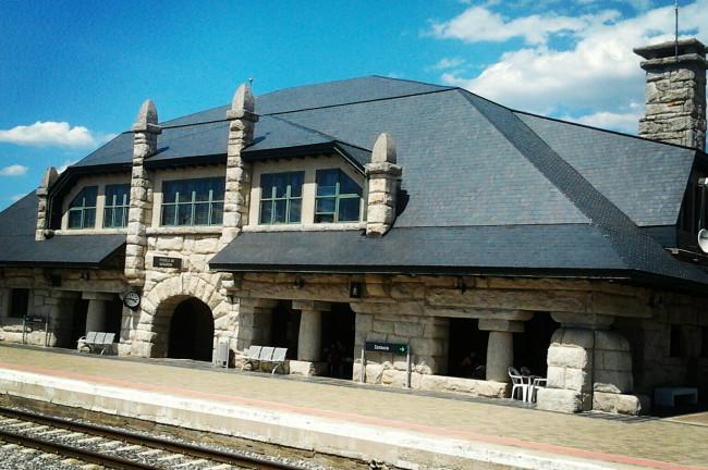 No te pierdas la estación del tren
