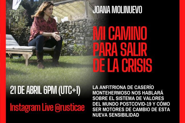 Tardes Rusticae: Mi camino para salir de la crisis