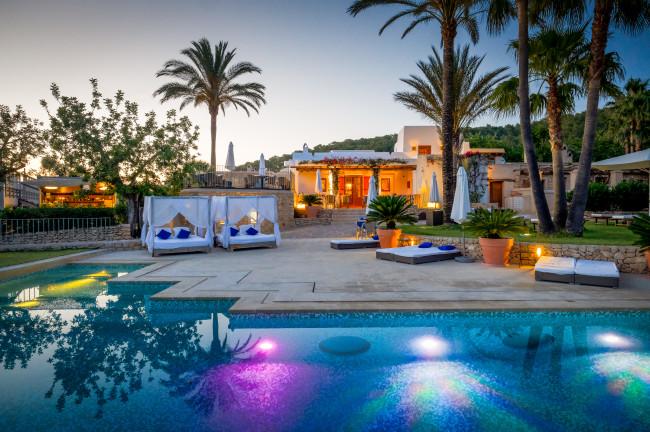 Hotel Rural Can Lluc (Ibiza)