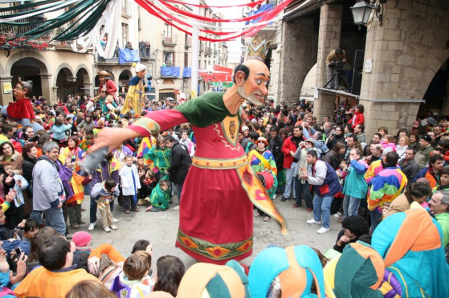 Carnival of Solsona