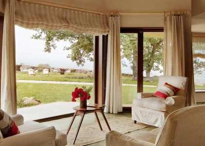 Hoteles con encanto con vistas de montaña