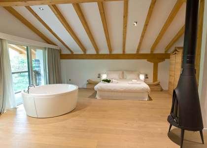 Hoteles con Jacuzzi Privado en la Habitación