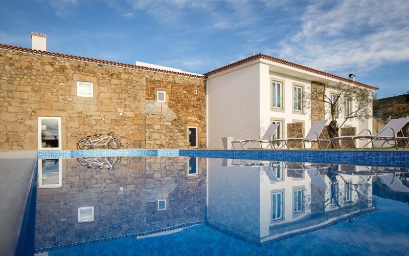 Rusticae Cerca Design hotel con piscina en Portugal