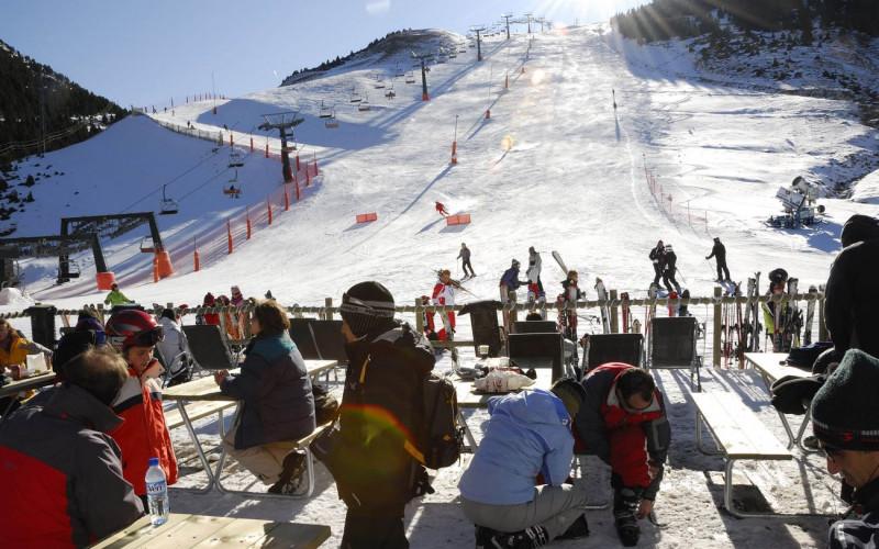 Hoteles para esquiar