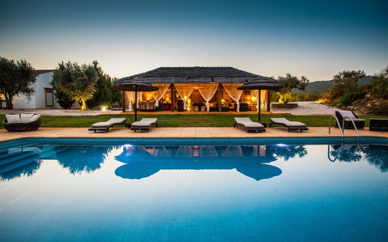 Rusticae Herdade Agua D´Alte hotel con encanto en Alentejo