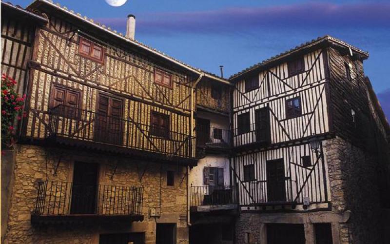 Hoteles en pueblos de cuento