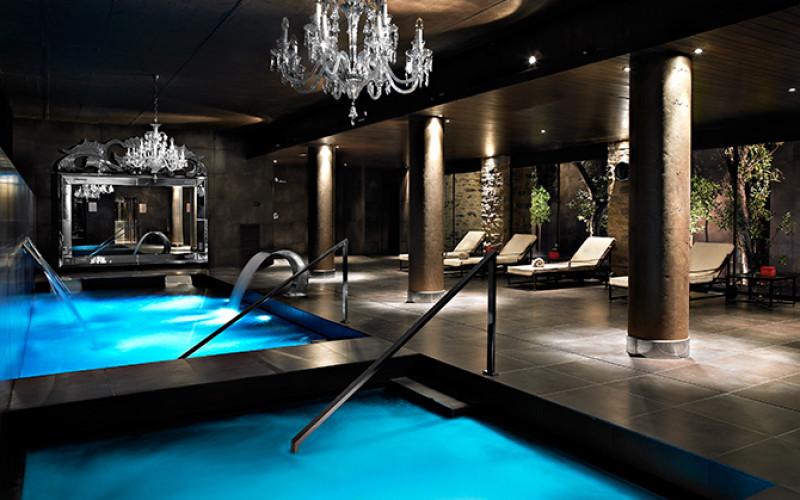 Hoteles Wellness
