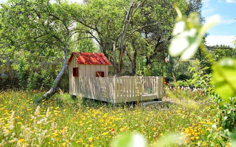 Rusticae Casa de Docim viajar con niños en Portugal