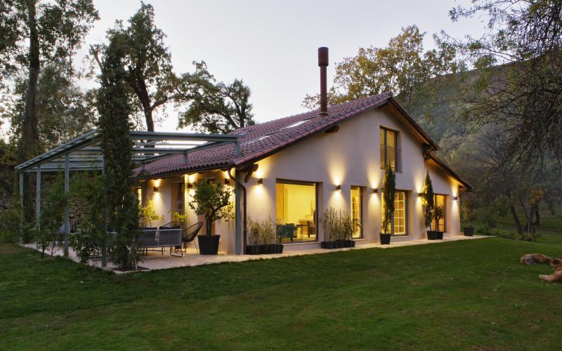 Casas Rurales con encanto de alquiler completo