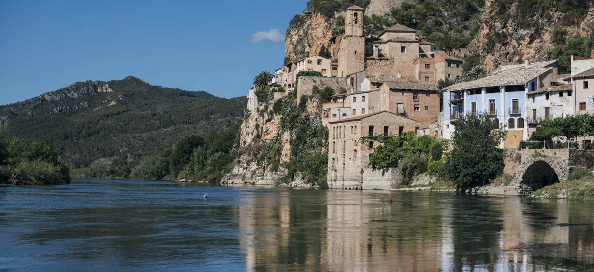 "Gift Key Experience ""Battle of the Ebro"""