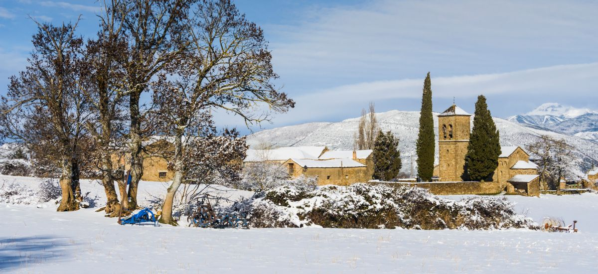 "Gift Key Experience ""Aragonese Pyrenees: Snow & Relax"""