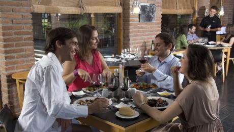 Miguel Torres  Restaurante de Vinos Curicó