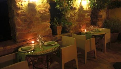 Restaurante El Jardín Vertical