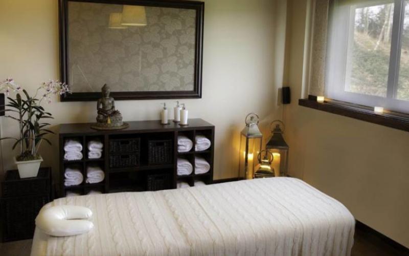Hoteles con Jacuzzi - Hotel La Calma Relax & Wellness Asturias