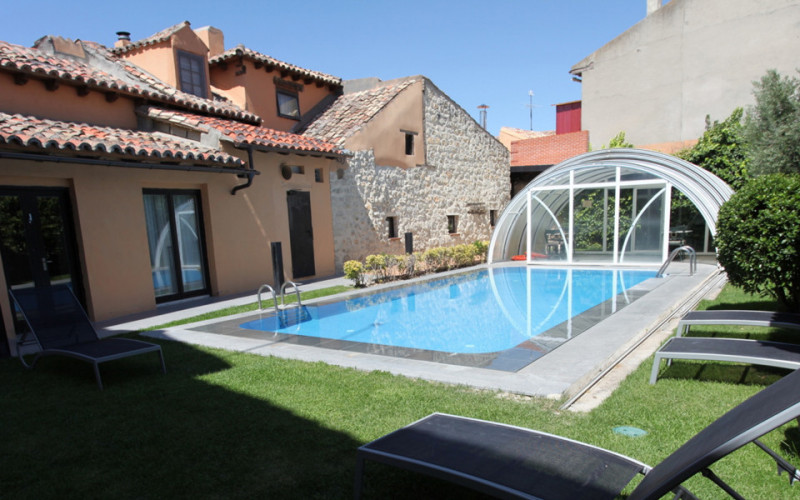 Hotels for kids child friendly hotels Casa del Abad Pool