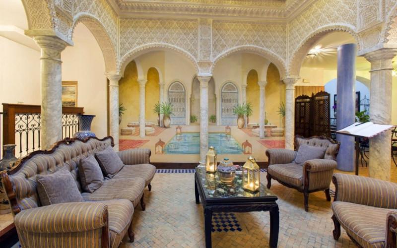 Hoteles en Andalucía con encanto Hotel Alcoba del Rey