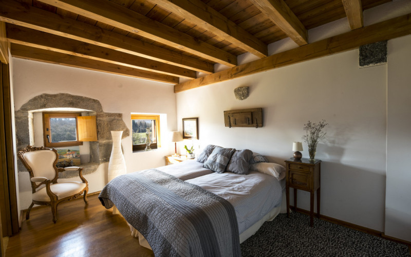 Casa rural para alquiler completo cerca de la playa Azpikoetxea