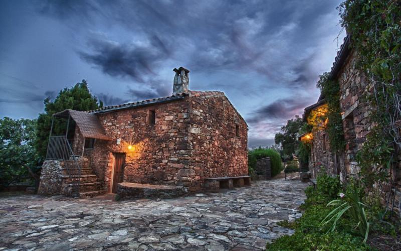 Ländliche Casitas Komplette Vermietung La Ramallosa Cáceres