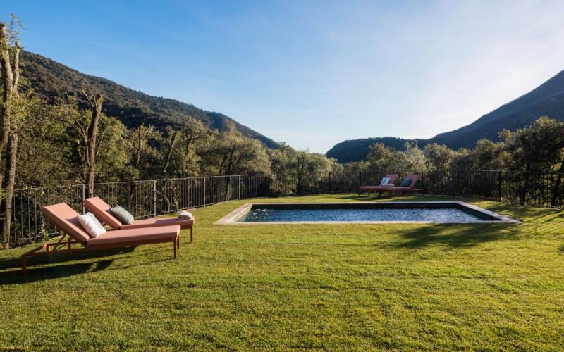 Ländliche Häuser mit Pool La Piconera House Vollvermietung