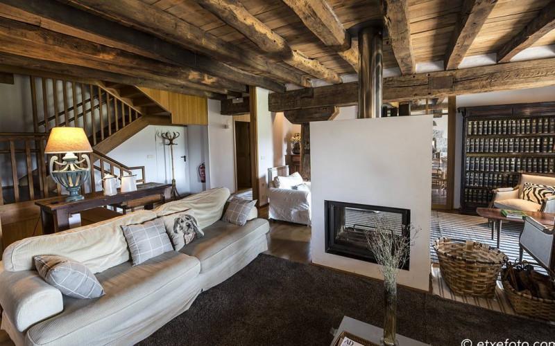 Hoteles en Navarra con encanto Casa Rual Azpikoetxea