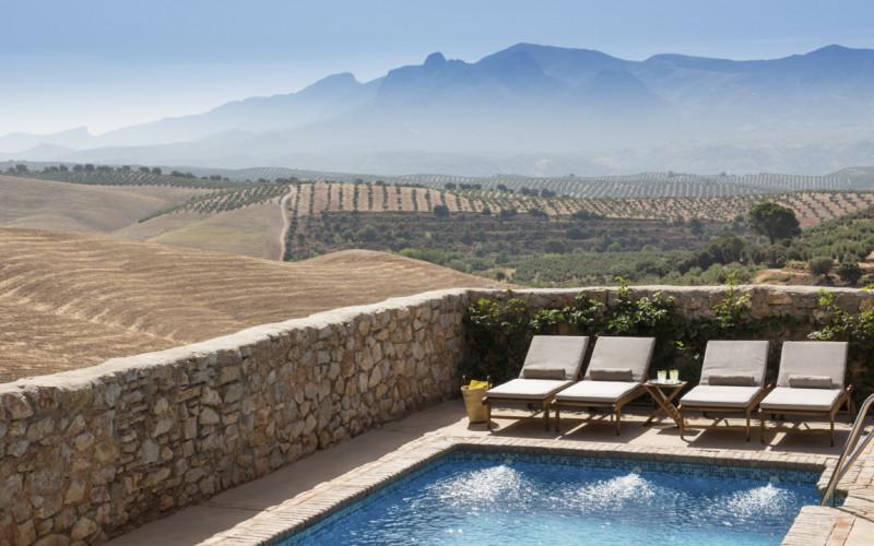 Hoteles en Andalucía con encanto Hotel Andalucía Cortijo Marques