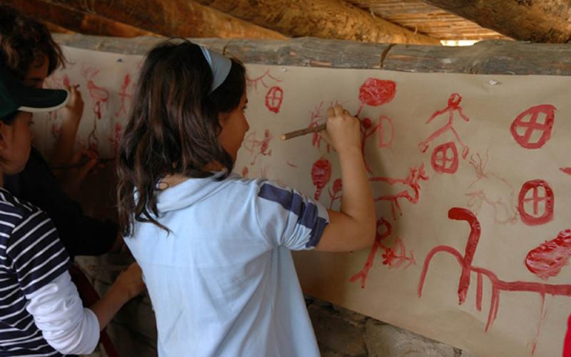 Getaway with weekend children Sierra Guara Cañones