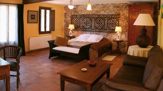Hotel Mas Vilalonga Petit - Gerona, España