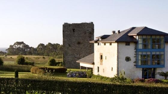 Hotel Torre de Villademoros - Asturias, España