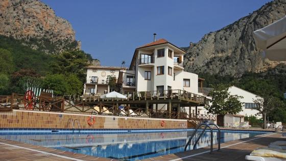 Hotel Can Boix de Peramola - Lleida, España