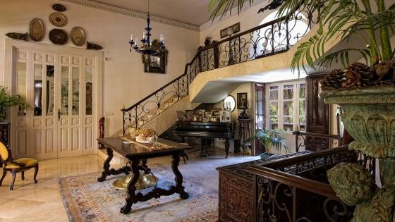 Casa de los Bates - Granada, España