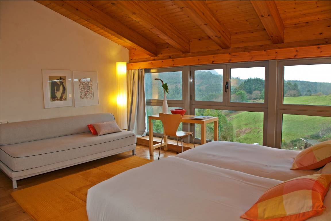 <strong>Boutique Hotels in Picos de Europa with charm and Country Houses in Picos de Europa El Babú</strong>