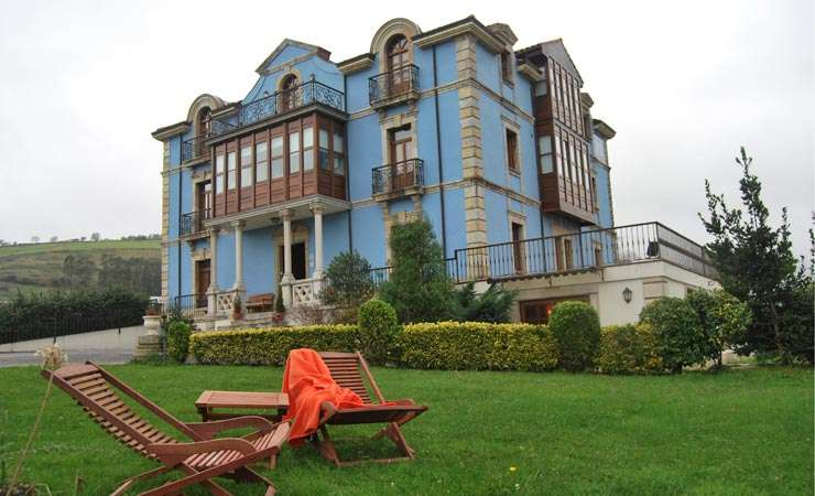 <strong>Hoteles en Picos de Europa con encanto y Casas Rurales en Picos de Europa - Quinta de Villanueva</strong>