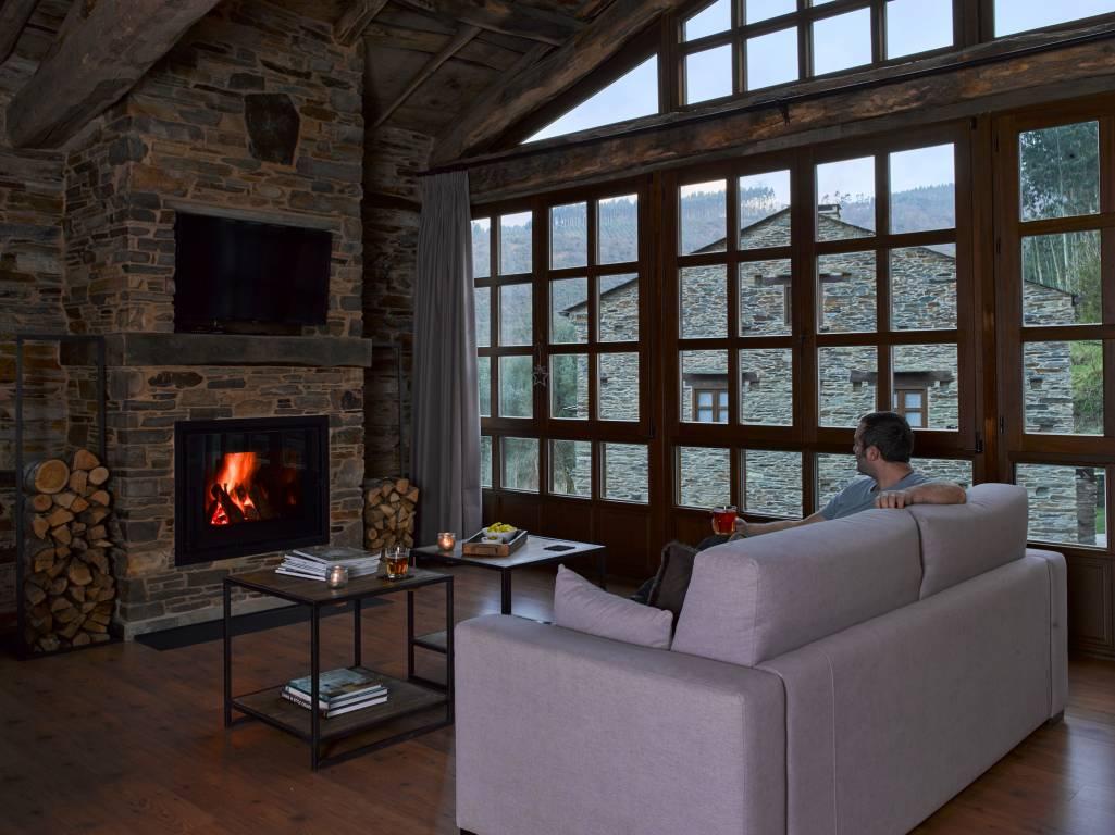 Casas Rurales con encanto en alquiler completo Casona de Labrada<