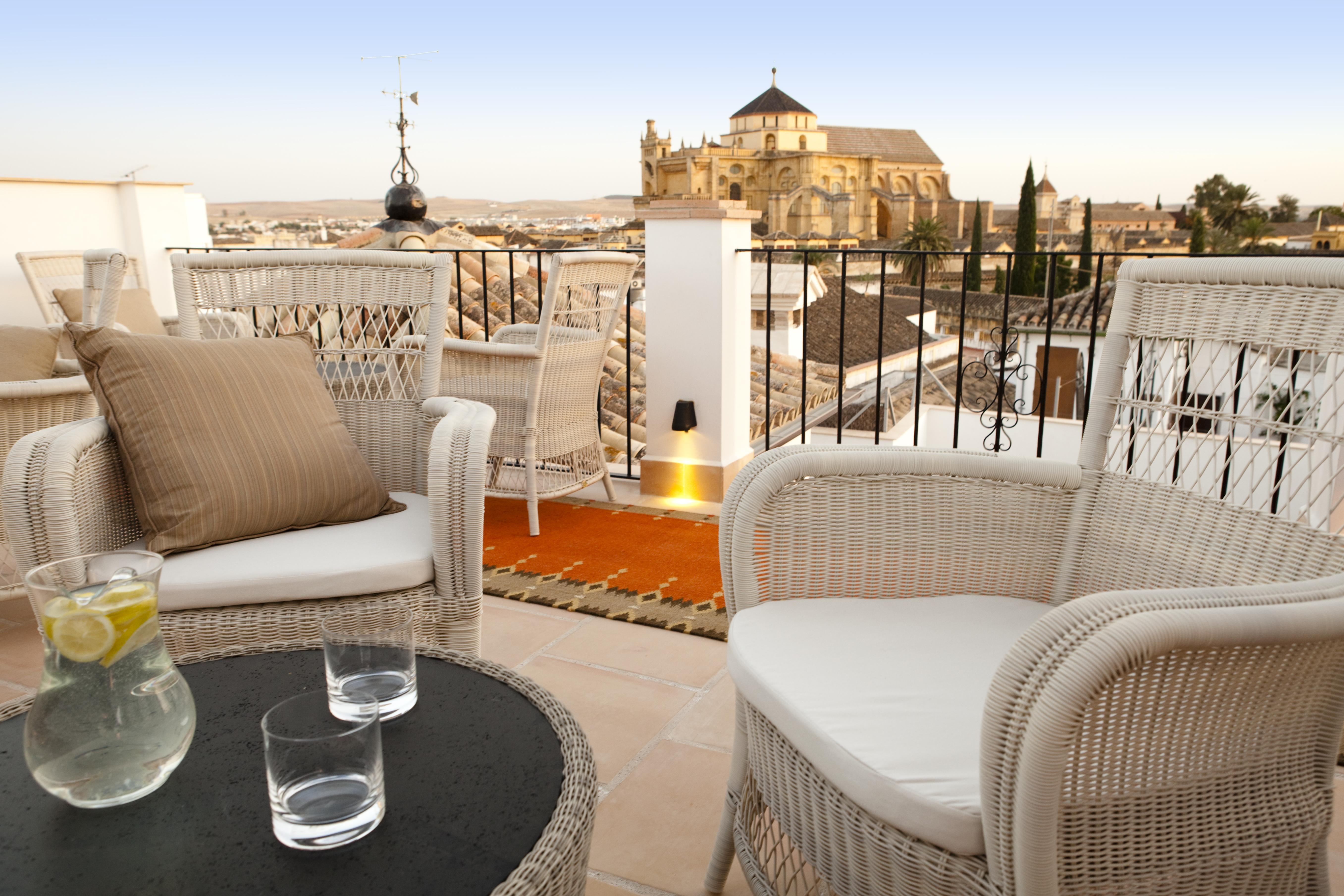 Hoteles Románticos de lujo en Andalucía