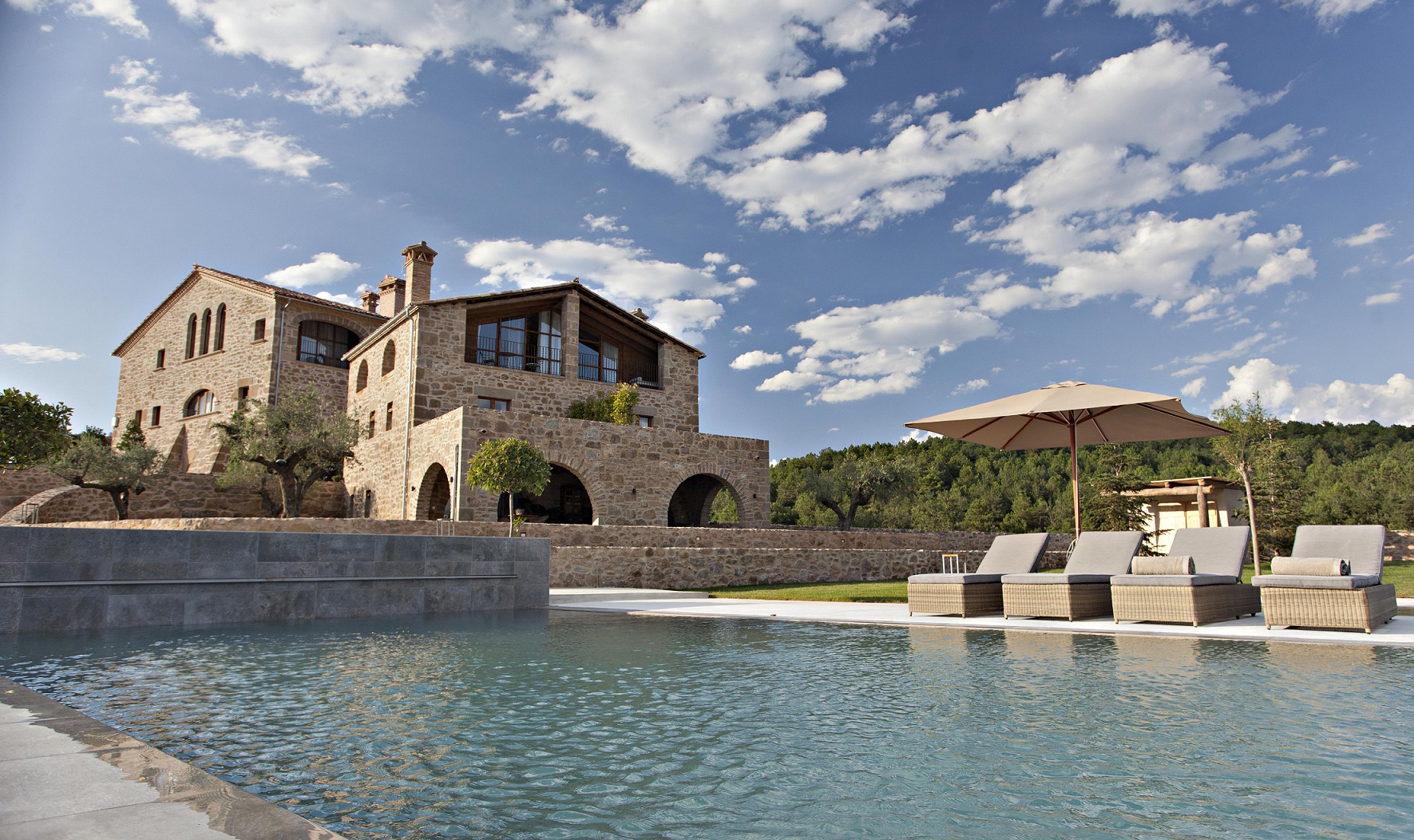 <strong>Boutique & luxury Hotels in Catalonia - La Vella Farga Hotel</strong>