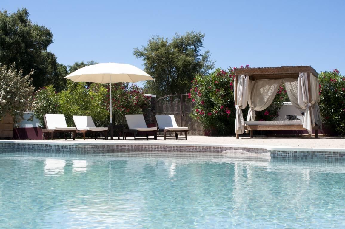 <strong><strong>Boutique romantic rural Hotels in Alentejo Barradas Da serra pool</strong></strong>