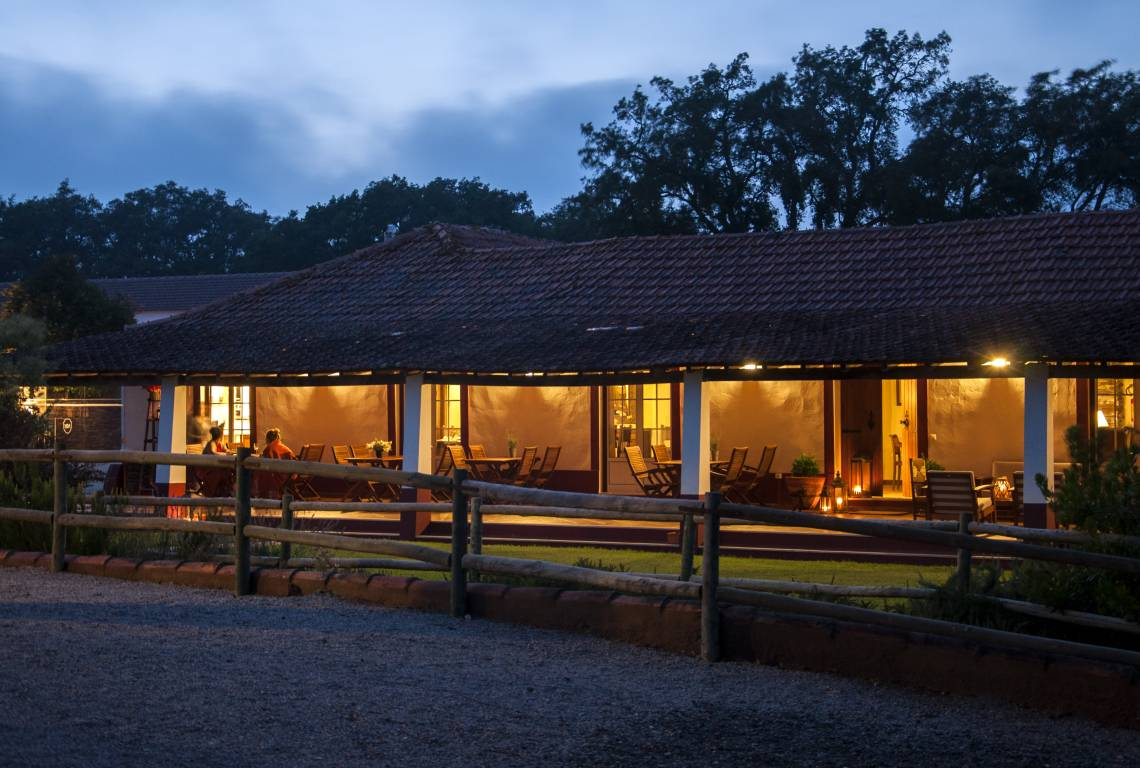 <strong>Boutique Hotels in Portugal - Herdade Das Barradas Da Serra Hotel</strong>