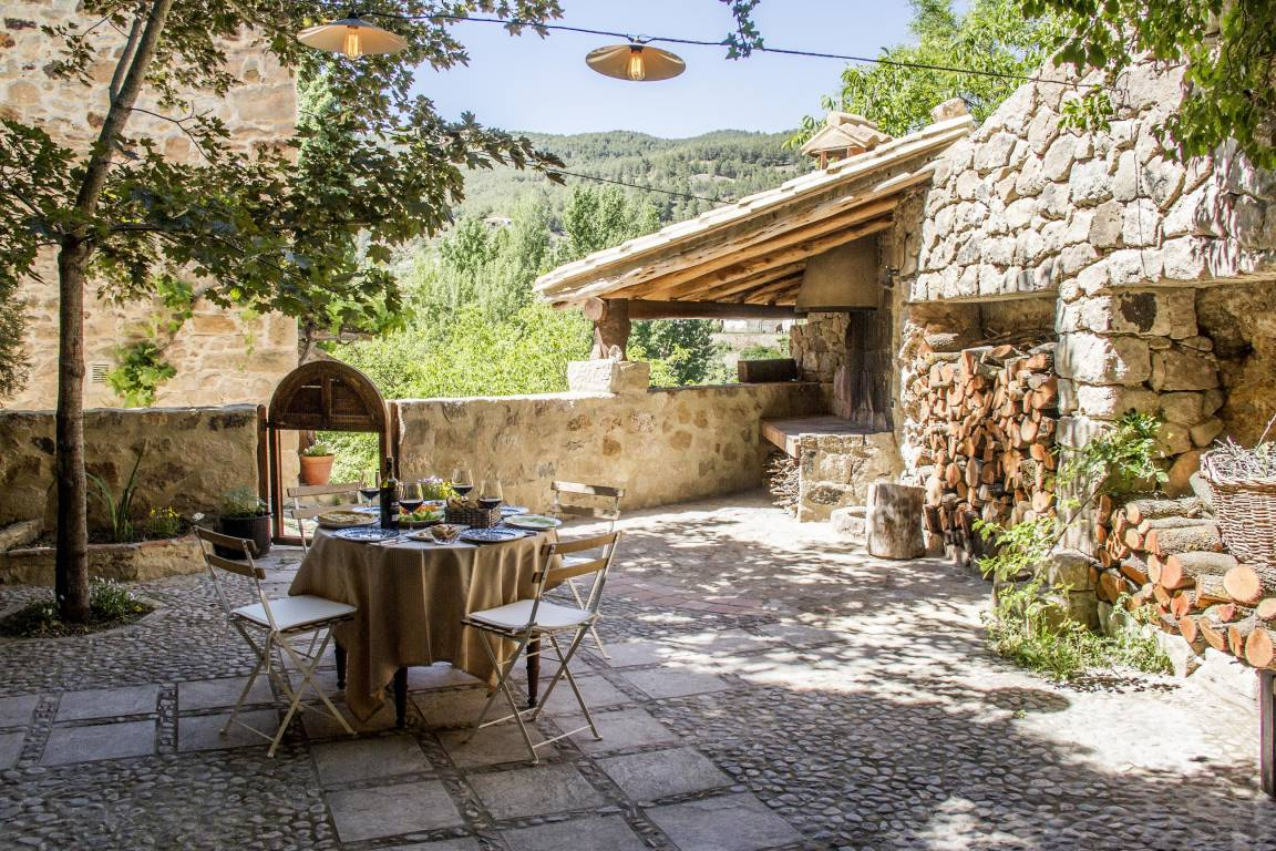 <strong>Boutique Romantic Hotels in Teruel Casa de los Moyas Breakfast</strong>