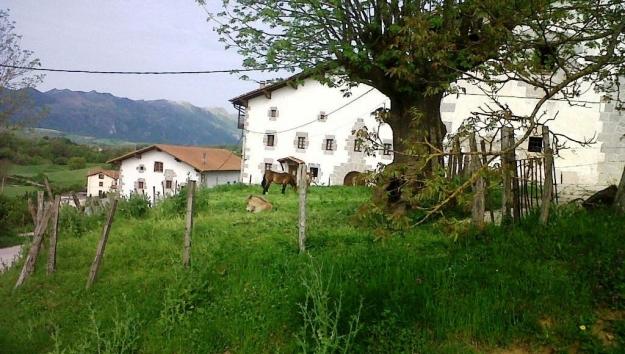 <strong>Casa Rural en Navarra Aizpikoetxea con niños</strong>
