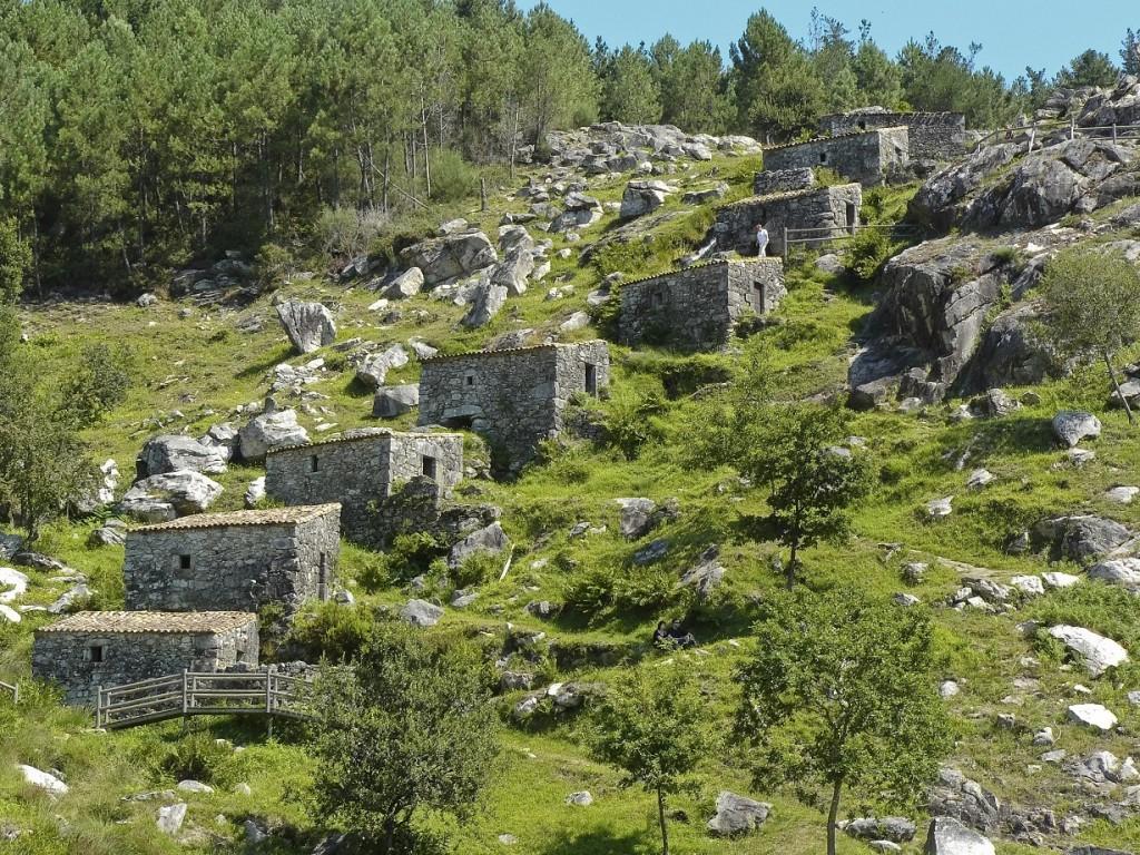 <strong>Casas Rurales en Pontevedra Rusticae</strong>