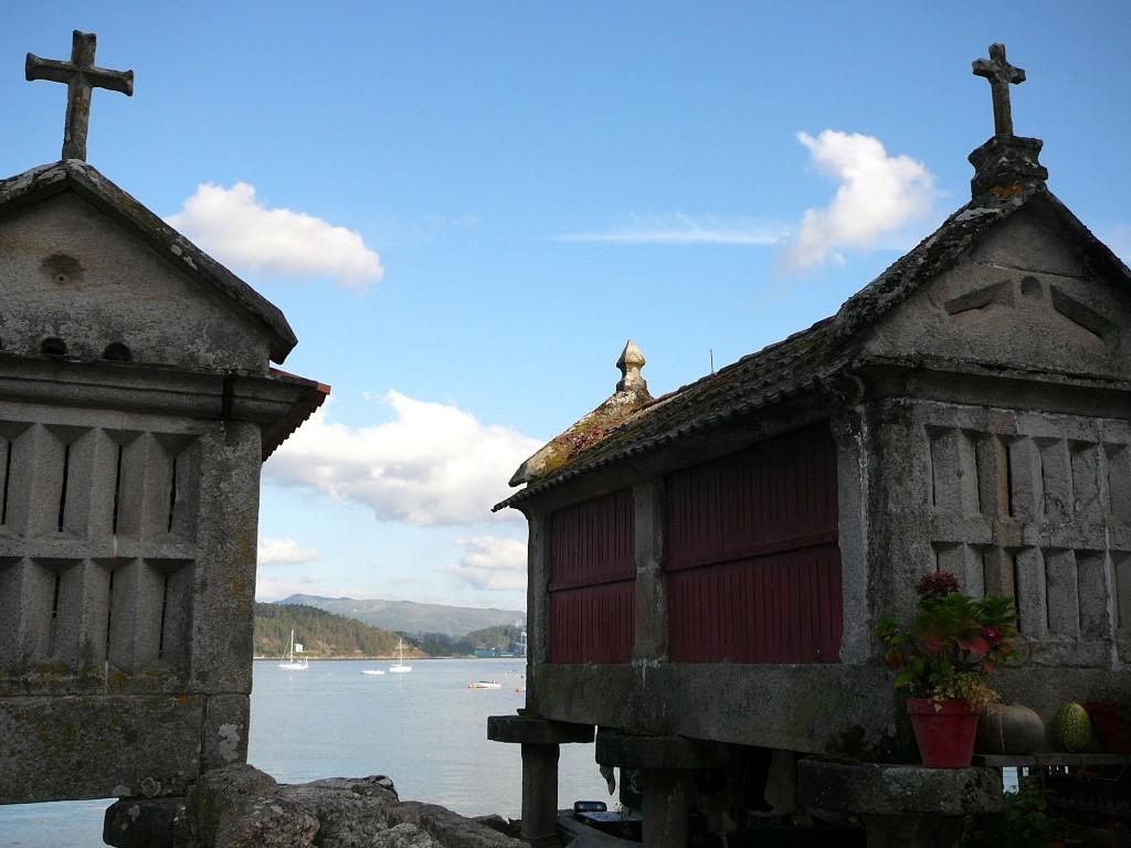 <strong>Hoteles y Casas Rurales en Pontevedra</strong>