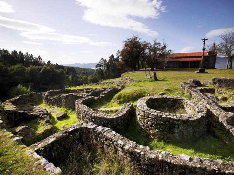 <strong>Casas Rurales en Pontevedra</strong>