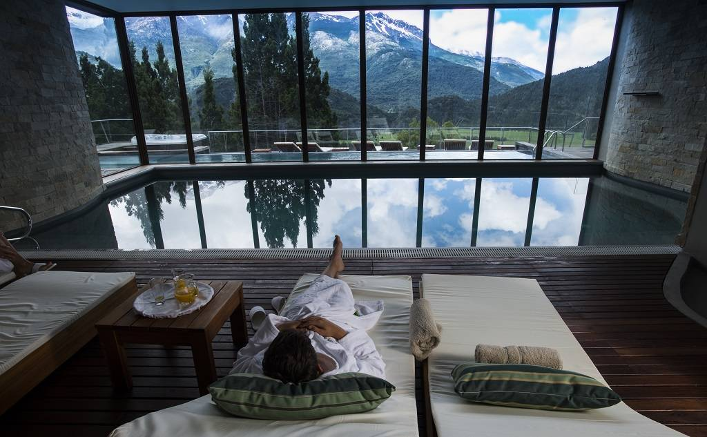 <strong>Chile Hotel Uman Lodge Patagonia spa</strong>