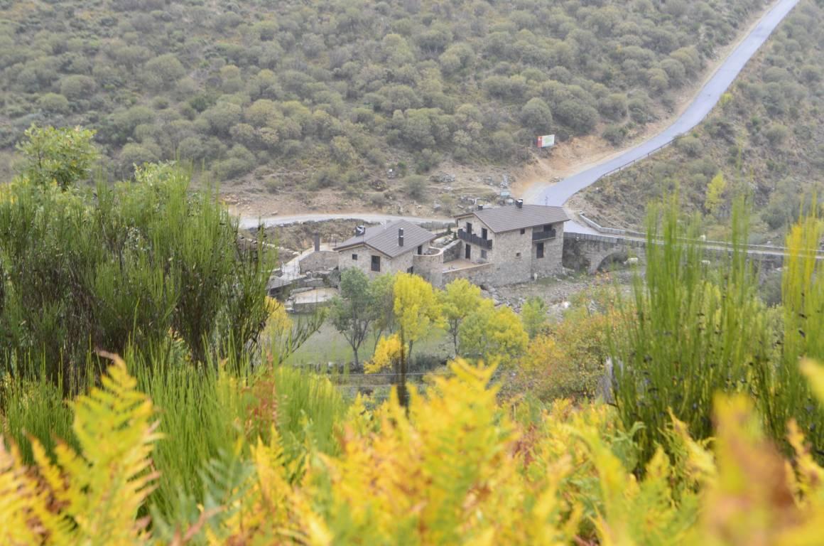 <strong>Hotel Casa Rural en Ávila Molino Maria Justina lujo</strong>